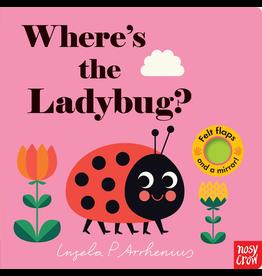 Random House Where's the Ladybug?