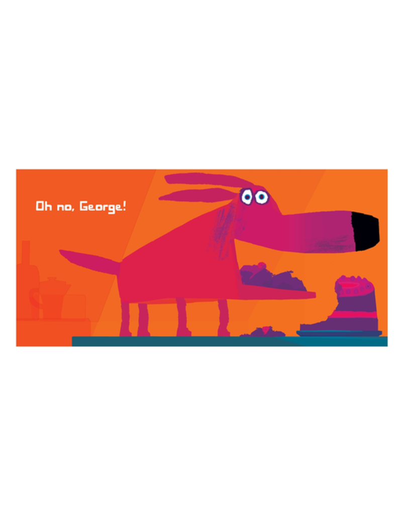 Random House Oh No, George! Board Book