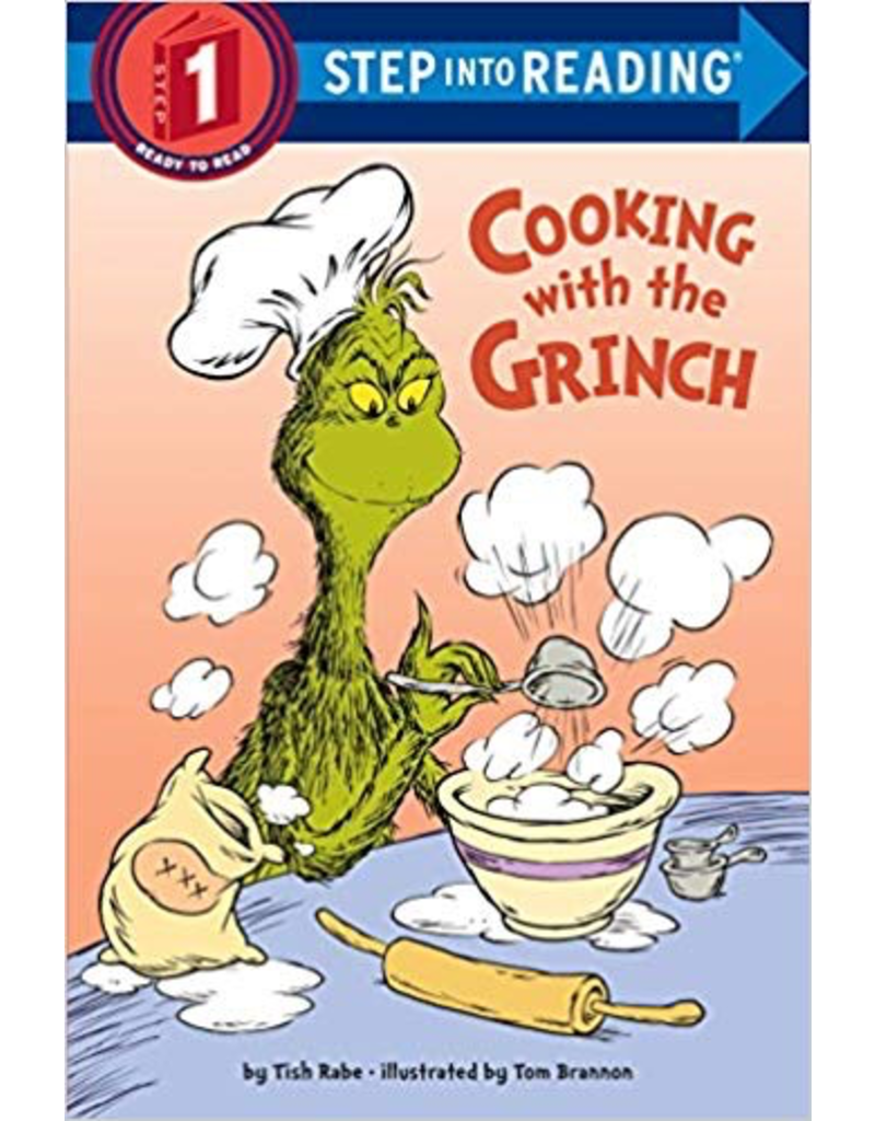 Random House Cooking with the Grinch (Reading 1)