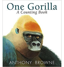 Random House One Gorilla Board Book