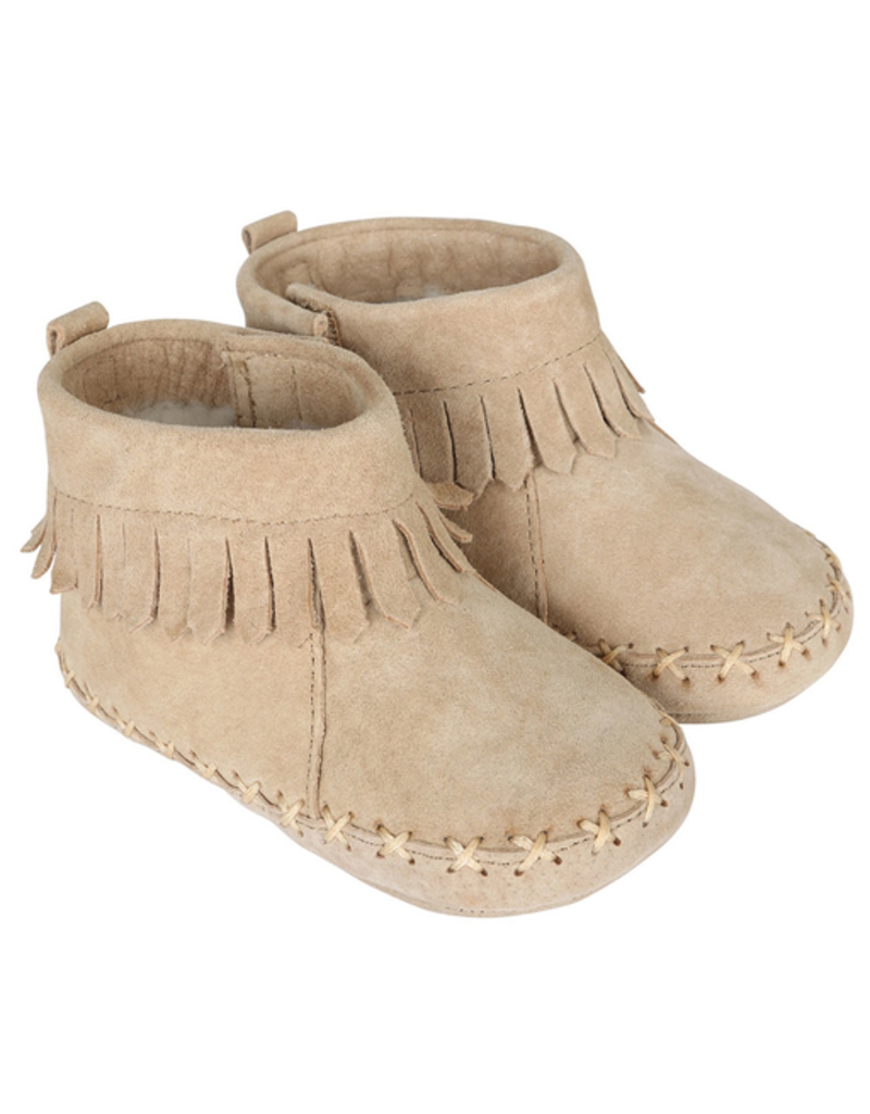 Robeez Shoes Cozy Ankle Moccassin