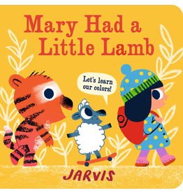 Random House Mary Had a Little Lamb: A Colours Board Book