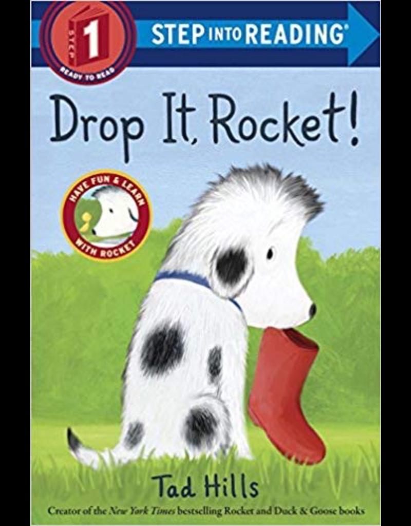 Random House Drop It, Rocket! (Reading 1)