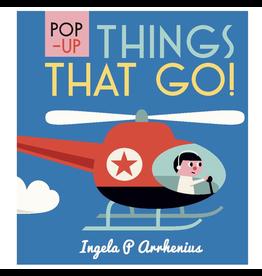 Random House Pop-up Things That Go!