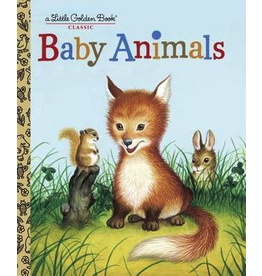 Random House Golden Book: Baby Animals
