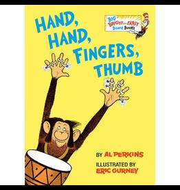 Random House Hand, Hand, Fingers, Thumb Board Book