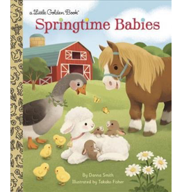 Random House Golden Books: Springtime Babies