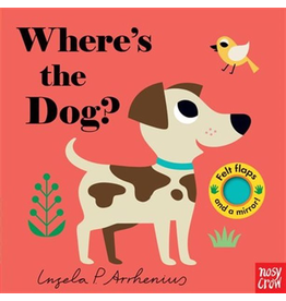 Random House Where's the Dog? Board Book