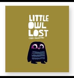 Random House Little Owl Lost Board Book