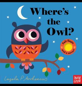 Random House Where's the Owl?