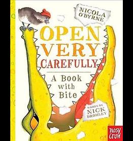 Random House Open Very Carefully Board Book