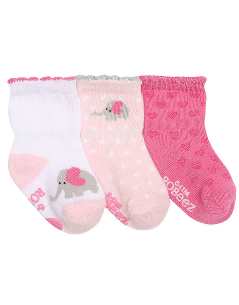Girl's Sock 3pk - Little Peanut