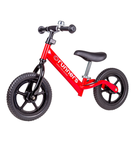 PushMee Balance Bike - Red