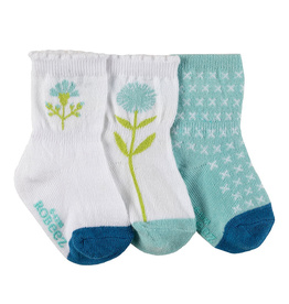 Robeez Shoes Sock 3pk - Spring Has Sprung