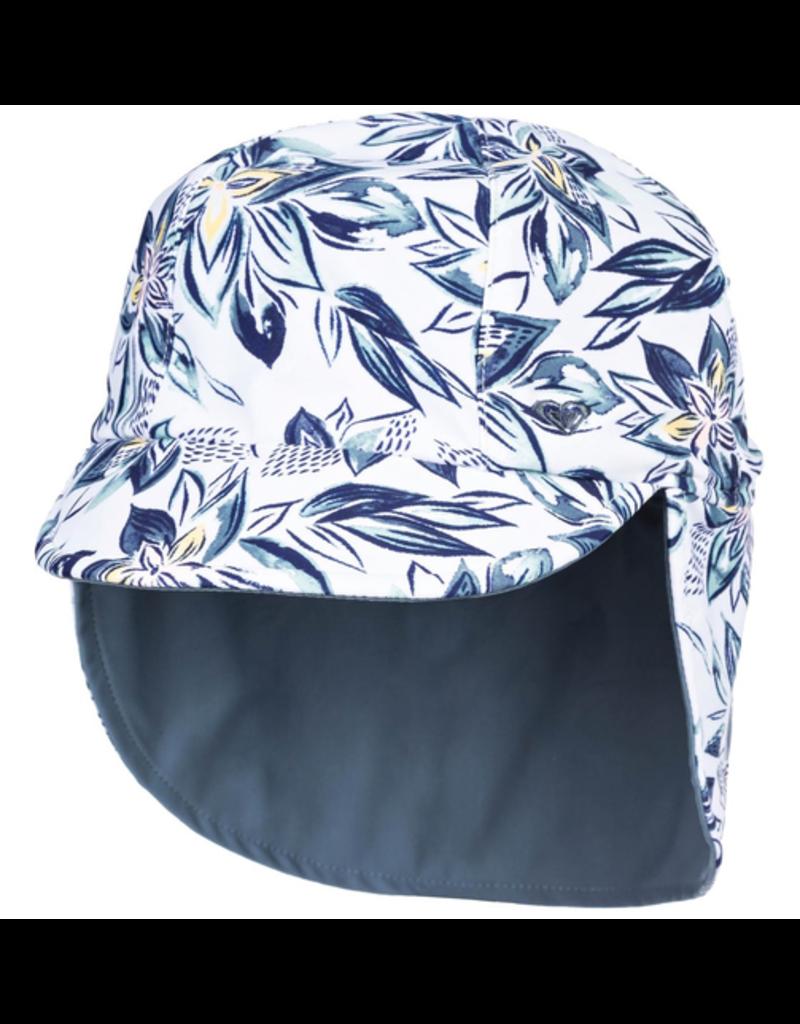 Quiksilver Come & Go Reversible Sun Swim Hat, 2-6y