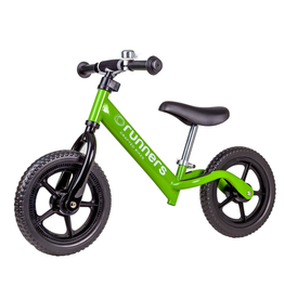 PushMee Balance Bike - Green