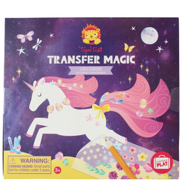 Schylling Unicorn - Transfer Magic