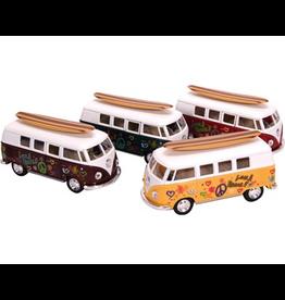 Schylling Schylling Die Cast VW Bus w/surfboard