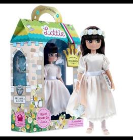 Schylling Lottie - Royal Flower Girl