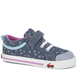 See Kai Run Kristin Diamond Dots Sneakers