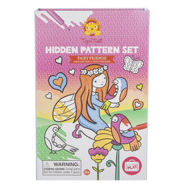 Schylling Fairy Friends - Hidden Pattern
