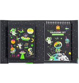 Schylling Outer Space - Neon Colouring Set