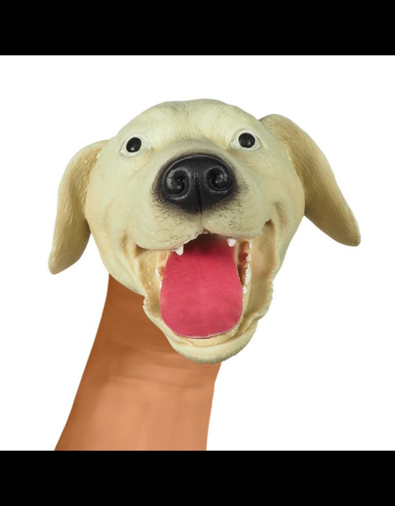 Schylling Dog Hand Puppet