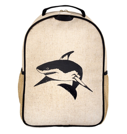 So Young Black Shark Backpack