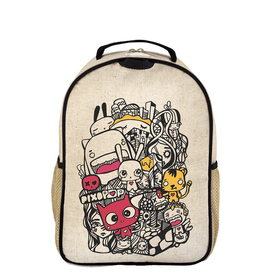 So Young Pixopop Pishi and Friends Toddler Backpack