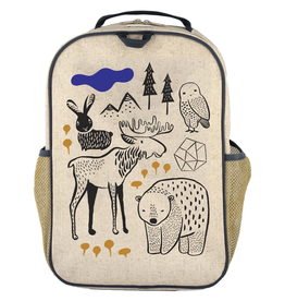 So Young Wee Gallery Nordic Grade School Backpack