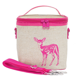 So Young Pink Fawn Small Cooler Bag