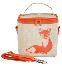 So Young Orange Fox Small Cooler Bag