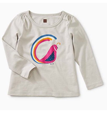 Tea Collection Quail Tail Toddler Tee