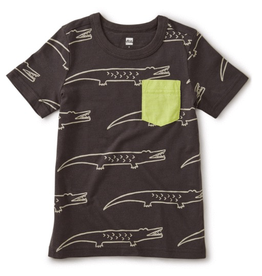 Tea Collection Crocodile Tee
