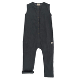 Turtledove London Organic Cheesecloth Tank Dungaree