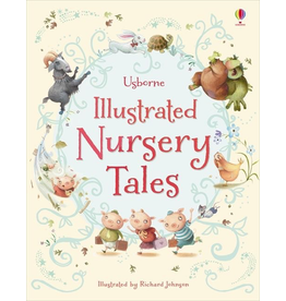 Usborne Illustrated Nursery Tales