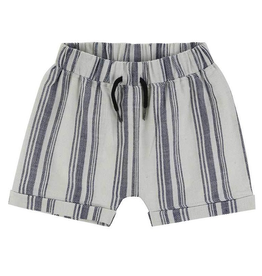 Turtledove London Sea Stripe Shorts