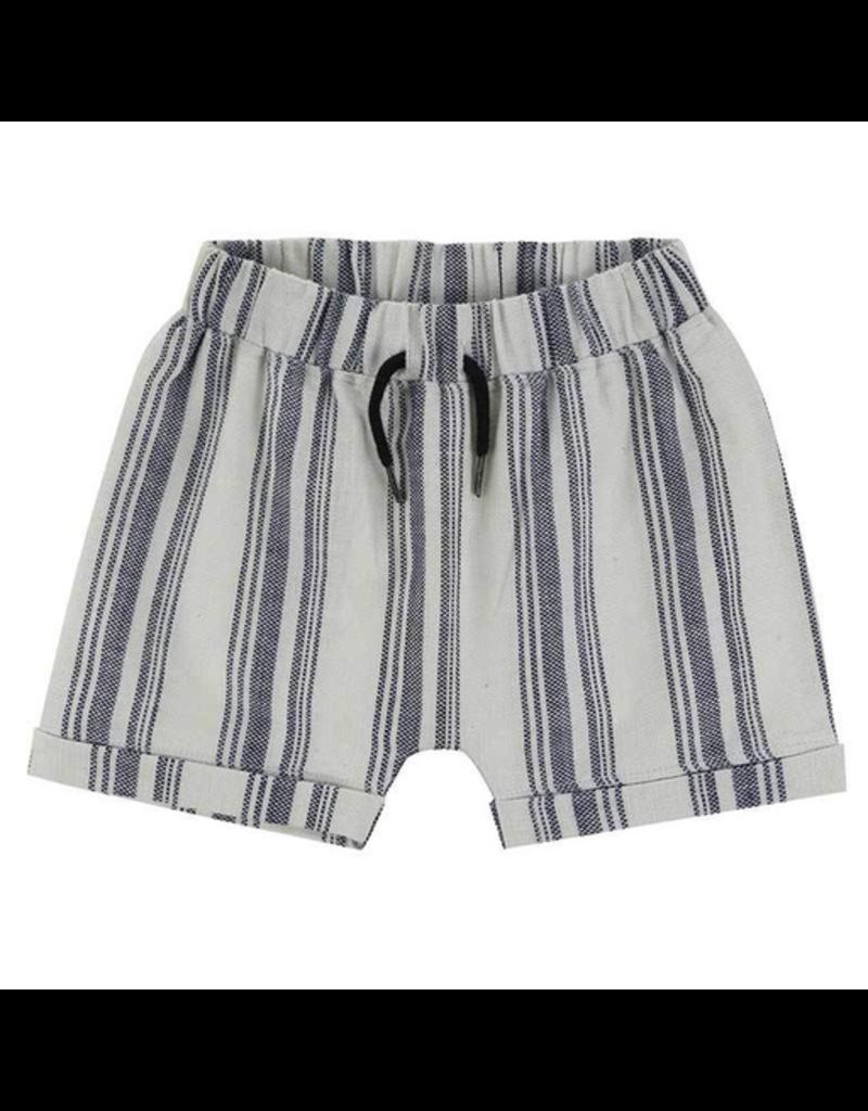 Turtledove London Sea Stripe Shorts 1-2y