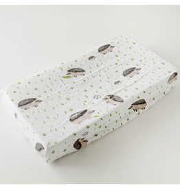 Little Unicorn Brushed Changing Pad Cover