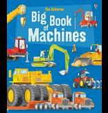 Usborne Big Book Of Machines