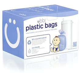 Ubbi Plastic Biodegradable Bags