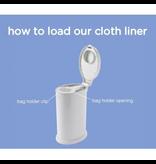 Cloth Diaper Pail Liner 2pk