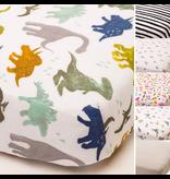 Little Unicorn Little Unicorn Cotton Muslin Fitted Sheet