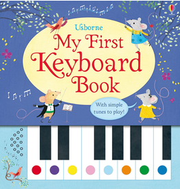 Usborne My First Keyboard Book