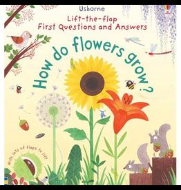 Usborne How do Flowers Grow? Board Book