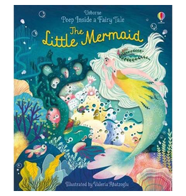 Usborne Peep Inside a Fairy Tale The Little Mermaid