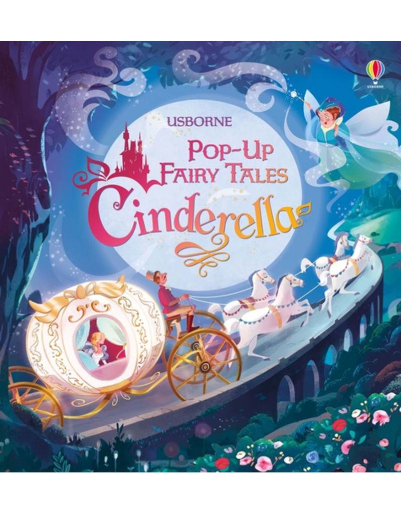Usborne Pop-up Cinderella