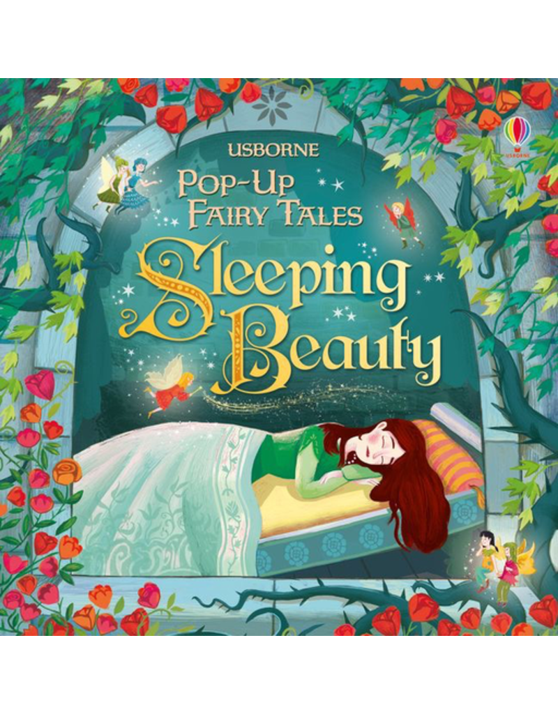 Usborne Pop-up Sleeping Beauty