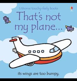 Usborne That's Not My Plane…