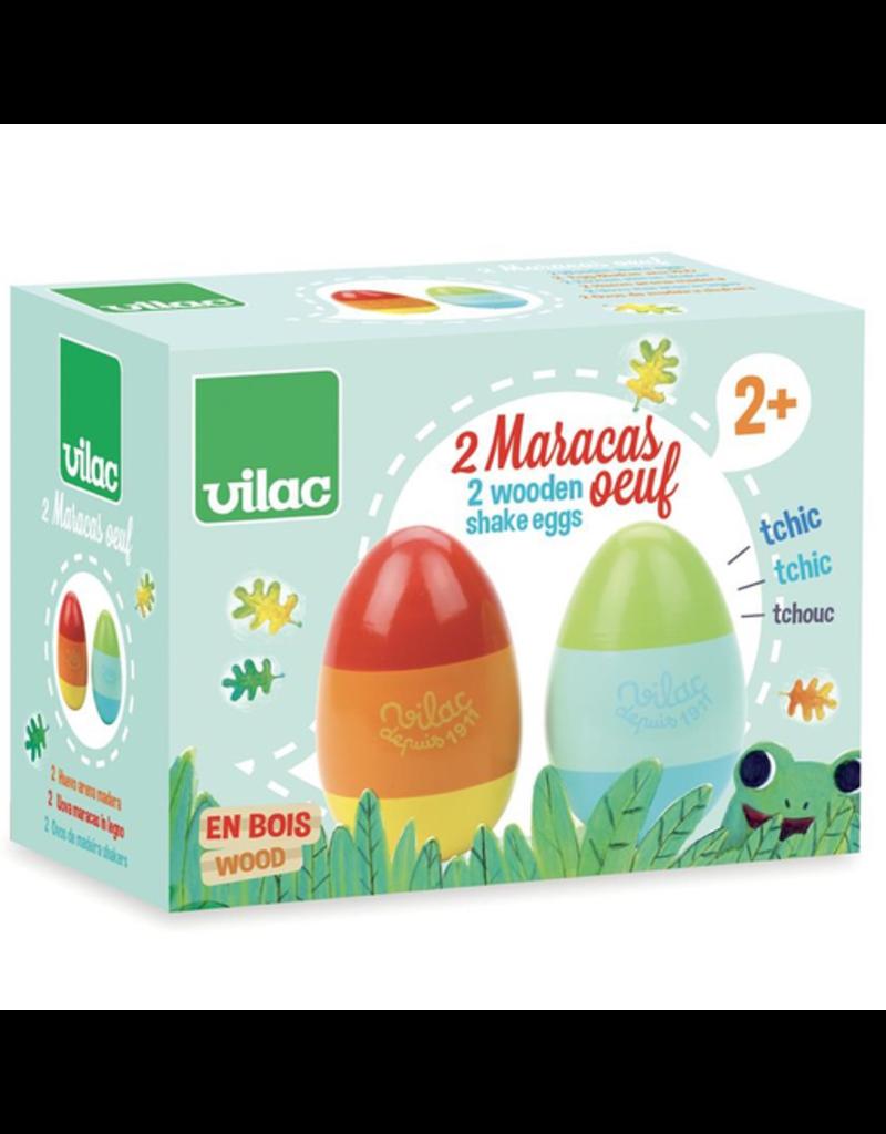 Vilac Vilac Maraca Egg